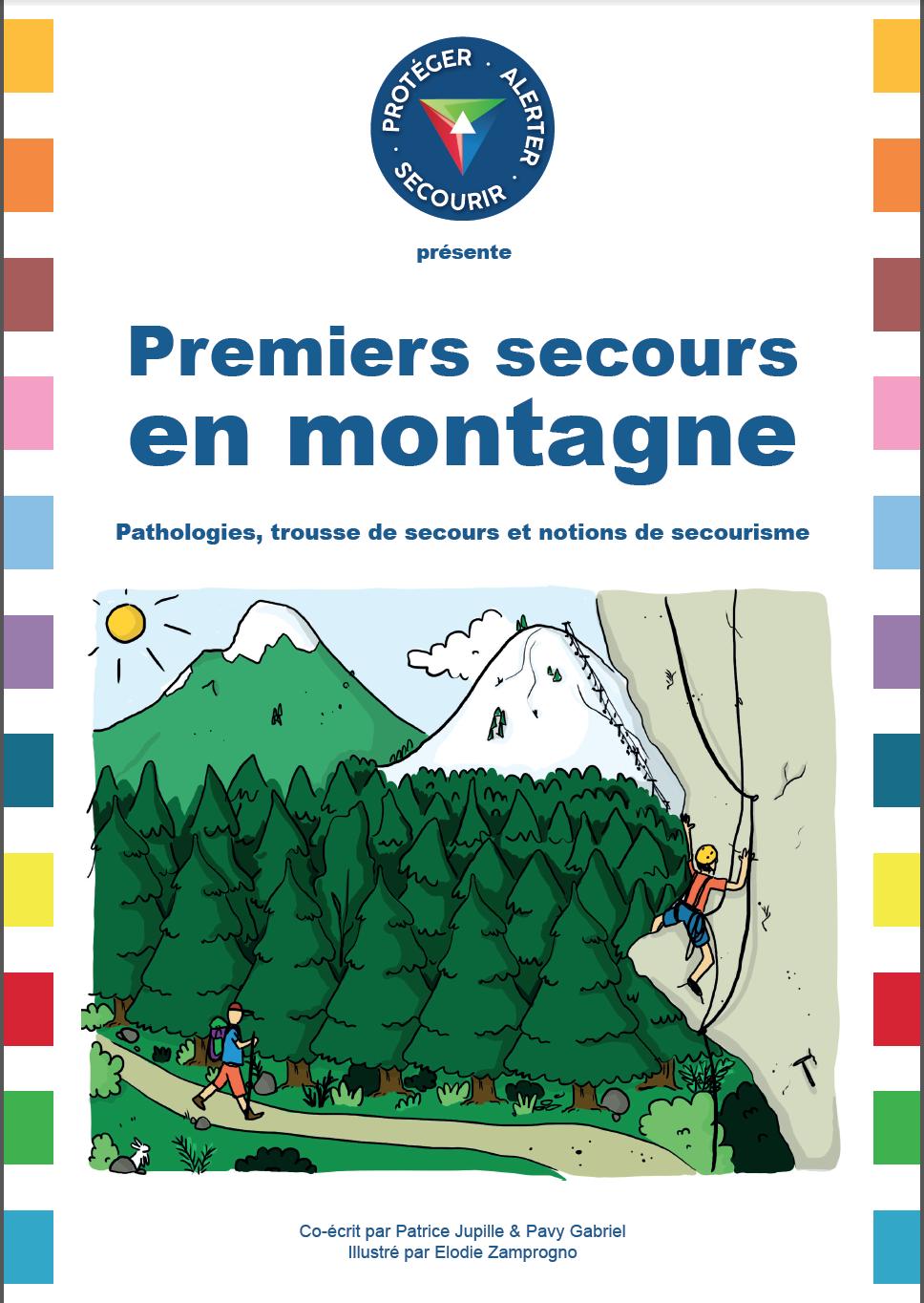 Guide premiers secours en montagne