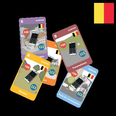 Cartes belge