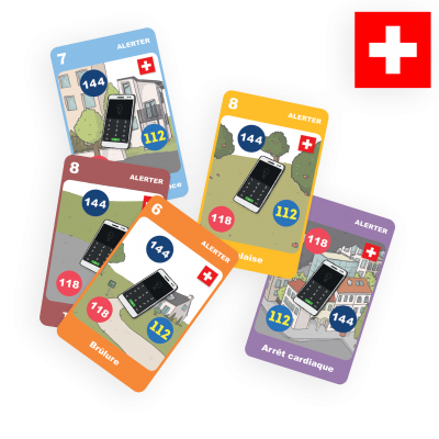Cartes suisse b