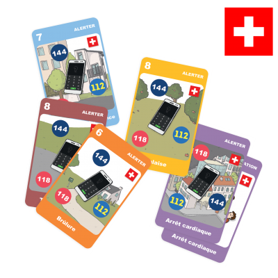 Cartes suisse