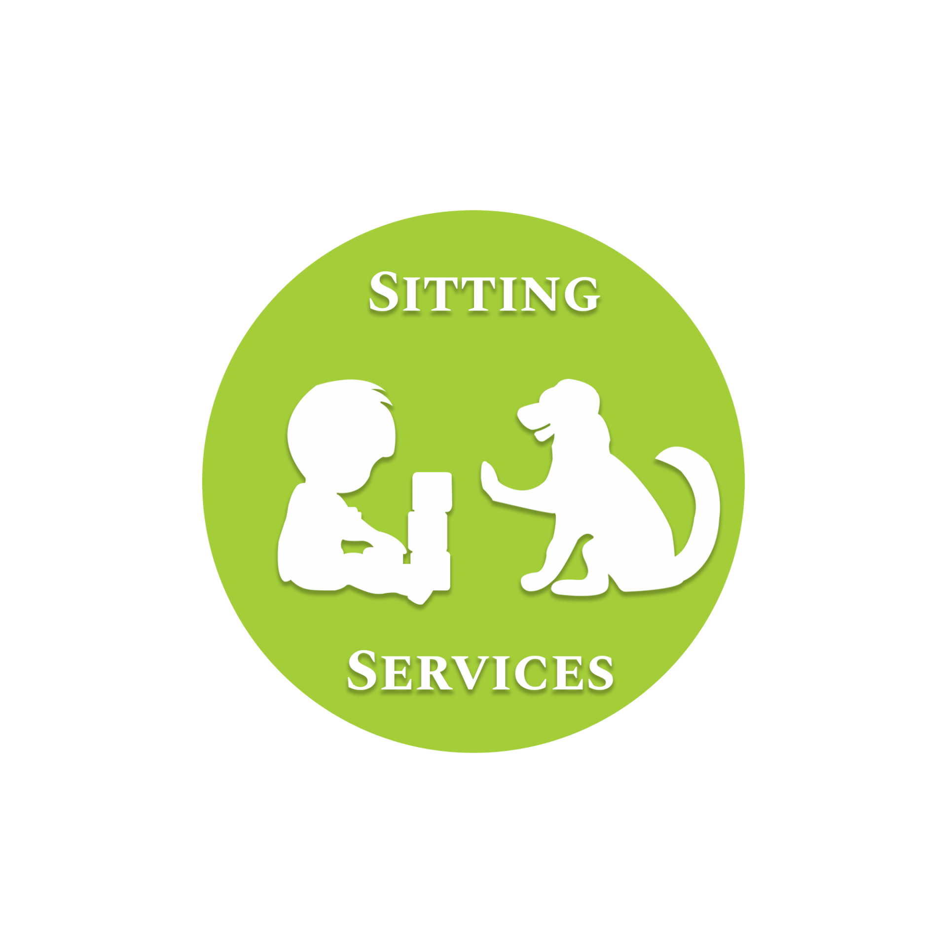 Logo sitting services