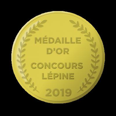 Medaille d or lepine